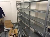 Aluminium Storage Shelves