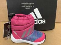 Infants snow boots trainers