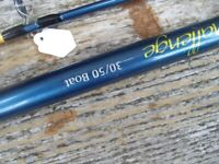 Fishing Rod Mitchell 2 piece Boat rod 6ft 6 inch