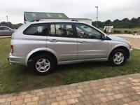 Ssangyong kyron 2.0 TD 5dr 4x4