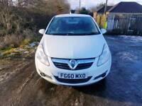 NO VAT. Vauxhall Corsa CDTI Ecoflex, One owner from new ,77,000 Miles,MOT 14/1/19. TEL-07477651115