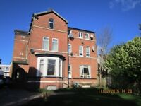PRSTWICH / BROUGHTON SELF CONTAINED STUDIO FLAT £375 PCM QUIET HOUSE GOOD LOCATION