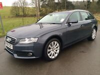 Audi A4 Avant 2.0 TDI 143bhp SE - Panoramic power roof/Bluetooth/Power boot Lovely car