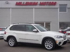2013 BMW X5 xDrive35d DIESEL / NAVI/ CAM PKG/ SUNROOF/ LEATHER