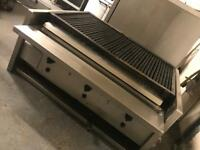 Commercial archway chargrill catering restaurant hotels pubs cafe equipments