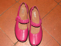 HOTTERS Shoes Size UK7.5 SHAKE flat heel - tried on but never worn