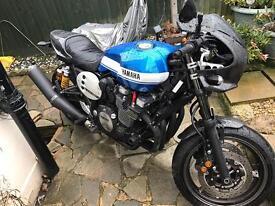 Yamaha XJR1300 Racer 66 Plate