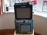 Guitar Amplifier Kustom KGA 10 FX