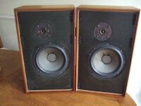 ACOUSTIC RESEARCH AR6 VINTAGE SPEAKERS : BOXED