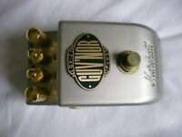 Marshall GV-2 Guv'nor Plus stompbox/pedal/effects unit for electric guitar - Boxed