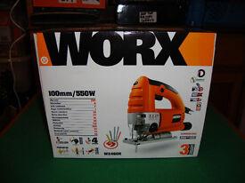 Worx Jigsaw 100mm/550w