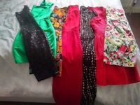7x size 8 / small dresses and jumpsuits