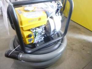 WACKER NEUSON MFP2 PETROL DRIVEN FIRE FIGHTIN UNIT (2x IN STOCK) Mornington Mornington Peninsula Preview