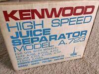 Kenwood Food Mixer - Juice Separator (attachment)