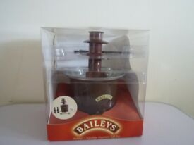 Baileys Mini Chocolate Fountain