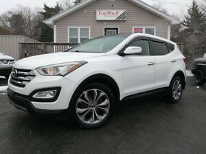 2013 Hyundai Santa Fe Premium | LEATHER |  PANO | TURBO |