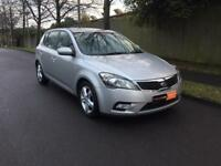 2009 59 Kia Cee'd 2 Facelift, 1.6 CRDi, Only £30 Tax, 2 keys, Full service history