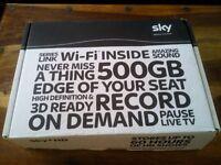 Sky Hd + Box £25