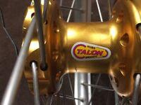 Takasgo Excel Rims Wheels / Talon Hubs / 'BRAKING' Oversized Discs **Honda Kawasaki Suzuki Yamaha**