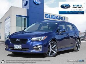 2017 Subaru Impreza 5Dr Sport-Tech CVT w/ Tech Fully Loaded, Lea