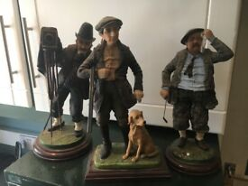 The fairweather collection figures rare