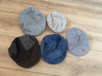 Next, Mamas & Papas Boys Flat Caps. From 0-3 months to 18 months.