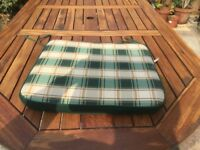 4 Garden Chair Cushions