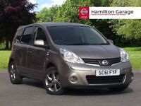 Nissan Note 1.5 dCi N-Tec 5dr (cafe latte) 2012