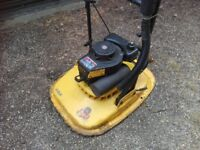 Petrol Hover Mower 2-Stroke Angle Slopes Verges