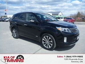 2014 Kia Sorento SX Navigation Panoramic Sunroof