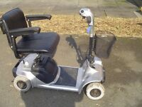 RASCAL TAXI 4 4 WHEEL 4 MPH MOBILITY SCOOTER CAR BOOTABLE