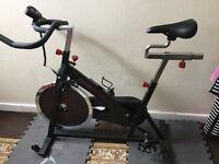 Domyos VS700 exercise bike