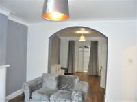Spacious three-bedroom detached house for rent in Walthamstow.