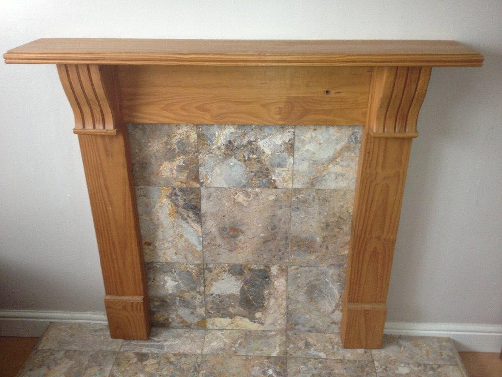Solid pine fire surround in Northampton  : 86 from www.gumtree.com size 1024 x 768 jpeg 96kB