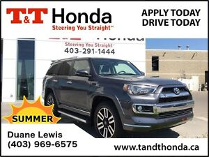 2015 Toyota 4Runner Limited* NAVI, Heated/ Cooled Seats*