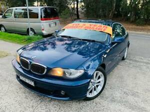 2003 BMW 320 Ci Coupe Sports Luxury SUNROOF LOGBOOKS LONG REGO A1 Sutherland Sutherland Area Preview