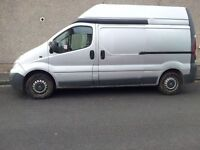 **CHICK WITH VAN**BRISTOL AREA**VERY REASONABLE RATES**