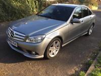 Mercedes c220 cdi sport amg not rep golf audi seat