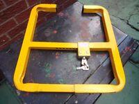 Wheel Security lock