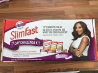 Slimfast Slim fast 7 day challenge starter kit
