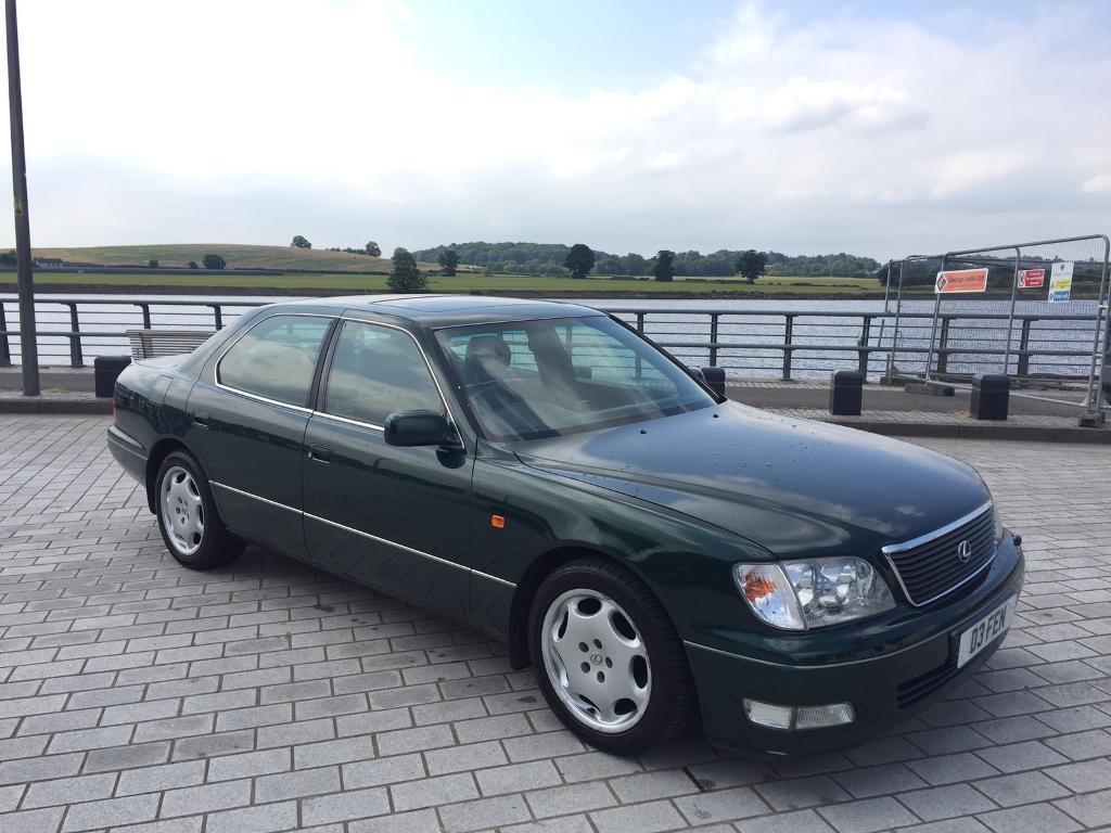 Lexus LS400, LS 400, 1998, Low Mileage