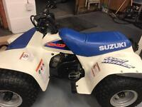 Suzuki lt50 immaculate condition one of the best