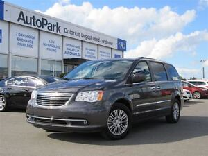 2016 Chrysler Town & Country Navi| Sunroof| DVD|  7Pass