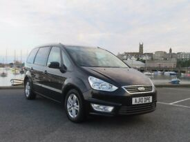 Ford Galaxy 2.0 TDCi Zetec - Sat Nav, Dual Climate Control, Panoramic Roof & Privacy Glass