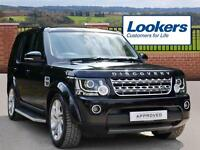 Land Rover Discovery SDV6 HSE (black) 2016-03-31