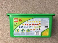 Lego Duplo 3 sets - 6130, 5659 and one other starter set