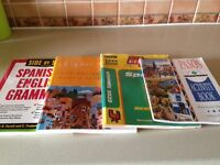 Spanish revision books For Sale