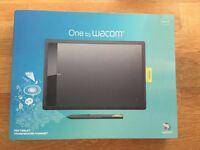 Wacom One Graphics Tablet **BRAND NEW SEALED** Medium