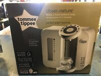 6 MONTH GUARANTEE - Tommee Tippee Perfect Prep Machine