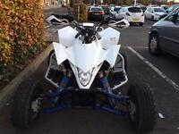 SUZUKI LTR 450 QUAD BIKE ROAD LEGAL LTZ YFZ RAPTOR BANSHEE